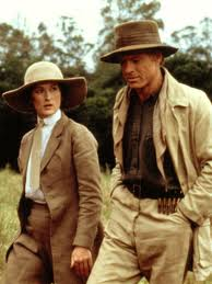 Out of Africa Redford and Streep